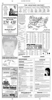Pittsburgh Post-Gazette from Pittsburgh, Pennsylvania on September 21, 2004 · Page 2