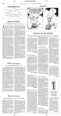 Pittsburgh Post-Gazette from Pittsburgh, Pennsylvania on September 21, 2004 · Page 16