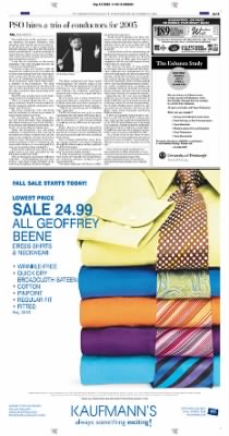 Pittsburgh Post-Gazette from Pittsburgh, Pennsylvania on September 22, 2004 · Page 11