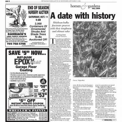 Pittsburgh Post-Gazette from Pittsburgh, Pennsylvania on September 22, 2004 · Page 74