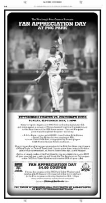 Pittsburgh Post-Gazette from Pittsburgh, Pennsylvania on September 23, 2004 · Page 32