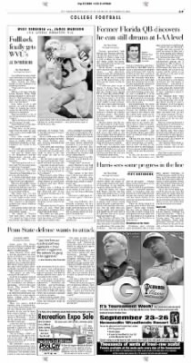 Pittsburgh Post-Gazette from Pittsburgh, Pennsylvania on September 23, 2004 · Page 43