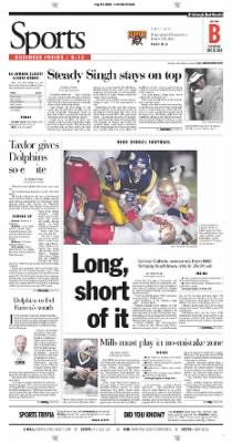 Pittsburgh Post-Gazette from Pittsburgh, Pennsylvania on September 25, 2004 · Page 16