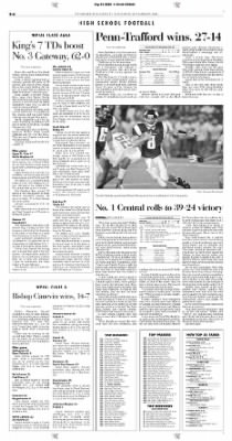 Pittsburgh Post-Gazette from Pittsburgh, Pennsylvania on September 25, 2004 · Page 21