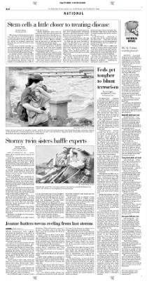 Pittsburgh Post-Gazette from Pittsburgh, Pennsylvania on September 27, 2004 · Page 4