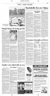 Pittsburgh Post-Gazette from Pittsburgh, Pennsylvania on September 27, 2004 · Page 41