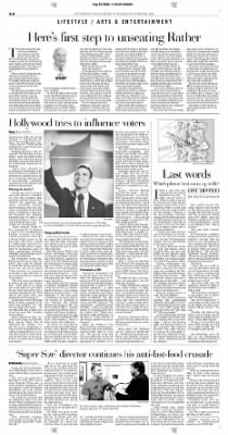 Pittsburgh Post-Gazette from Pittsburgh, Pennsylvania on September 28, 2004 · Page 20