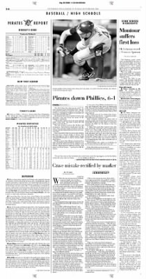 Pittsburgh Post-Gazette from Pittsburgh, Pennsylvania on September 28, 2004 · Page 36