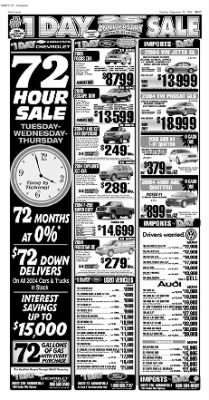 Pittsburgh Post-Gazette from Pittsburgh, Pennsylvania on September 28, 2004 · Page 59