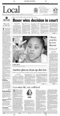 Pittsburgh Post-Gazette from Pittsburgh, Pennsylvania on September 29, 2004 · Page 11