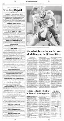 Pittsburgh Post-Gazette from Pittsburgh, Pennsylvania on September 29, 2004 · Page 65