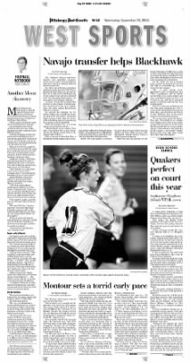 Pittsburgh Post-Gazette from Pittsburgh, Pennsylvania on September 29, 2004 · Page 115