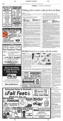 Pittsburgh Post-Gazette from Pittsburgh, Pennsylvania on September 30, 2004 · Page 24