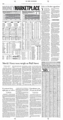 Pittsburgh Post-Gazette from Pittsburgh, Pennsylvania on October 1, 2004 · Page 46