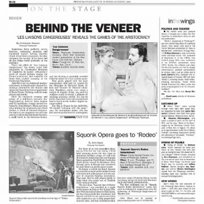 Pittsburgh Post-Gazette from Pittsburgh, Pennsylvania on October 1, 2004 · Page 164