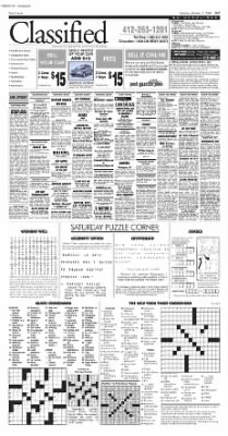 Pittsburgh Post-Gazette from Pittsburgh, Pennsylvania on October 2, 2004 · Page 35