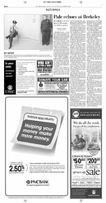 Pittsburgh Post-Gazette from Pittsburgh, Pennsylvania on October 3, 2004 · Page 14