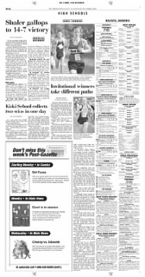 Pittsburgh Post-Gazette from Pittsburgh, Pennsylvania on October 3, 2004 · Page 43