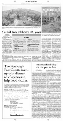 Pittsburgh Post-Gazette from Pittsburgh, Pennsylvania on October 3, 2004 · Page 121