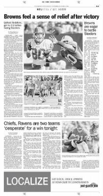Pittsburgh Post-Gazette from Pittsburgh, Pennsylvania on October 4, 2004 · Page 51