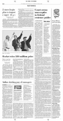 Pittsburgh Post-Gazette from Pittsburgh, Pennsylvania on October 5, 2004 · Page 4