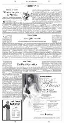 Pittsburgh Post-Gazette from Pittsburgh, Pennsylvania on October 5, 2004 · Page 15