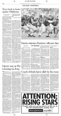Pittsburgh Post-Gazette from Pittsburgh, Pennsylvania on October 5, 2004 · Page 32