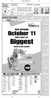 Pittsburgh Post-Gazette from Pittsburgh, Pennsylvania on October 6, 2004 · Page 14