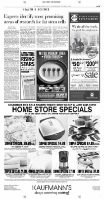 Pittsburgh Post-Gazette from Pittsburgh, Pennsylvania on October 6, 2004 · Page 17
