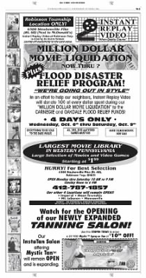 Pittsburgh Post-Gazette from Pittsburgh, Pennsylvania on October 6, 2004 · Page 111