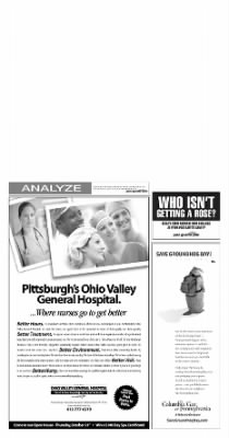 Pittsburgh Post-Gazette from Pittsburgh, Pennsylvania on October 6, 2004 · Page 112