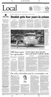 Pittsburgh Post-Gazette from Pittsburgh, Pennsylvania on October 7, 2004 · Page 16