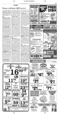 Pittsburgh Post-Gazette from Pittsburgh, Pennsylvania on October 7, 2004 · Page 61
