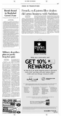 Pittsburgh Post-Gazette from Pittsburgh, Pennsylvania on October 8, 2004 · Page 7