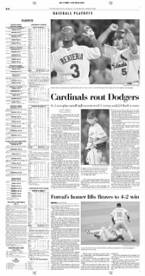 Pittsburgh Post-Gazette from Pittsburgh, Pennsylvania on October 8, 2004 · Page 22
