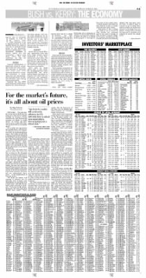 Pittsburgh Post-Gazette from Pittsburgh, Pennsylvania on October 10, 2004 · Page 63