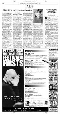 Pittsburgh Post-Gazette from Pittsburgh, Pennsylvania on October 10, 2004 · Page 124
