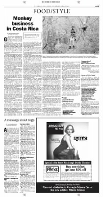 Pittsburgh Post-Gazette from Pittsburgh, Pennsylvania on October 10, 2004 · Page 129