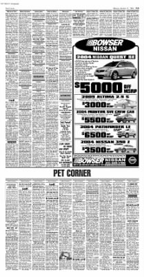Pittsburgh Post-Gazette from Pittsburgh, Pennsylvania on October 11, 2004 · Page 53