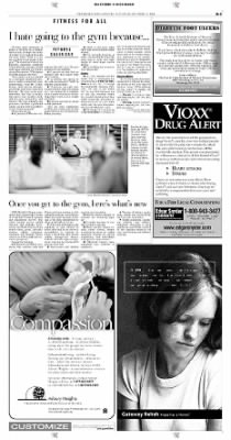 Pittsburgh Post-Gazette from Pittsburgh, Pennsylvania on October 12, 2004 · Page 45