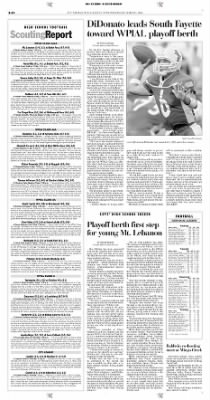 Pittsburgh Post-Gazette from Pittsburgh, Pennsylvania on October 13, 2004 · Page 112