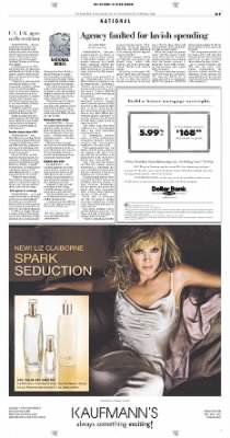 Pittsburgh Post-Gazette from Pittsburgh, Pennsylvania on October 14, 2004 · Page 9