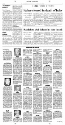 Pittsburgh Post-Gazette from Pittsburgh, Pennsylvania on October 14, 2004 · Page 16