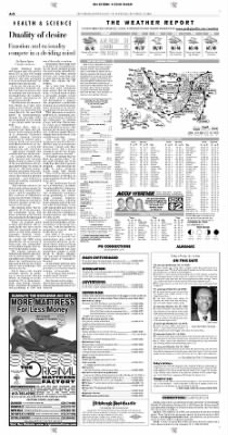 Pittsburgh Post-Gazette from Pittsburgh, Pennsylvania on October 15, 2004 · Page 2