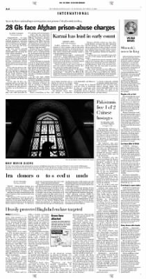 Pittsburgh Post-Gazette from Pittsburgh, Pennsylvania on October 15, 2004 · Page 4