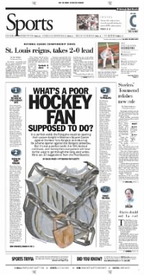Pittsburgh Post-Gazette from Pittsburgh, Pennsylvania on October 15, 2004 · Page 27