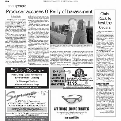 Pittsburgh Post-Gazette from Pittsburgh, Pennsylvania on October 15, 2004 · Page 99