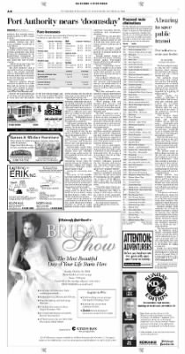 Pittsburgh Post-Gazette from Pittsburgh, Pennsylvania on October 16, 2004 · Page 8