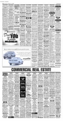 Pittsburgh Post-Gazette from Pittsburgh, Pennsylvania on October 17, 2004 · Page 84