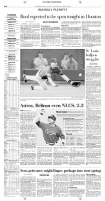 Pittsburgh Post-Gazette from Pittsburgh, Pennsylvania on October 18, 2004 · Page 46
